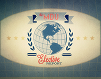 MDU Elective Report