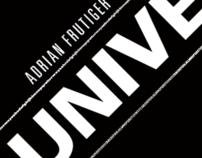UNIVERS Specimen Poster