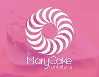 Identity - Mary Cake Confeitaria