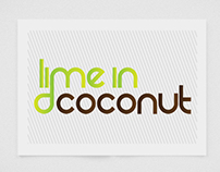 LIME IN D' COCONUT | Logo
