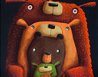!!!NEWS - Bear family