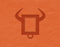 Bull City Art & Frame Company Branding Concepts