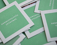 Dermatología Integral :: Tarjetas Personales