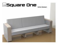Square One Sofa Design