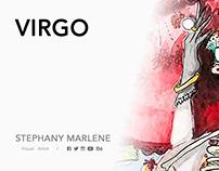 VIRGO · Miss Catrina Zodiac Signs Collection