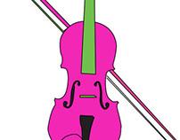 Violin Trace