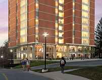 TOWSON UNIVERSITY RESIDENTIAL TOWER