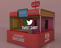 Pingüino Tweet Shirt