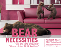 The Bear Necessities- Ad Redesign