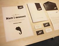 Identity Guidelines // Naturhistorisk Museum