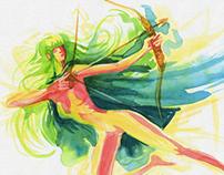 Illustration Works 02