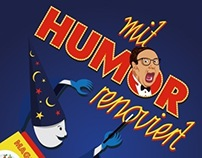 Mit Humor renoviert - Renovated With Humor