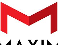 Maxim Logo Design