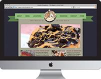Voodoo Doughnuts Website Redesign