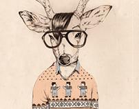 Hipster opposite day