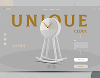 Redesign - theclockstore.org