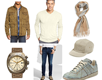Men's Wardrobe Styling