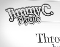 Jimmy C. Magic Web Site Design