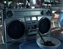 AMb3E - Radio