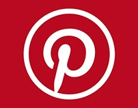 Pinterest logotype & Visual Identity