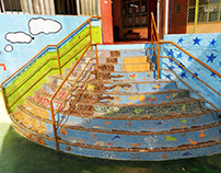 """Un mosaico per la """"Escuela de La Viday La Paz"""" - Perù"""