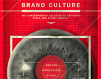 Brand Culture | A1 Research Poster