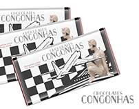 Chocolates Congonhas - Packaging