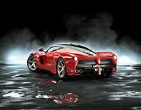 La Ferrari /// Full CGI