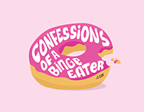 Branding Kit for Confessions Of A Binge Eater