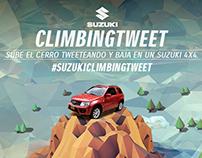 SUZUKI - CLIMBINGTWEET