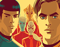 Star Trek: Boldly Go #7 Cover