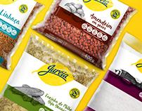 Projeto de Redesign de Embalagem de Alimentos Juréia