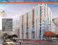R12 - RESIDENTIAL BUILDING - LUSAIL QATAR