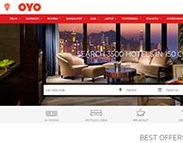 OYOROOMS.com Website