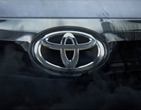 2013 Toyota Avalon Microsite + Email Campaign