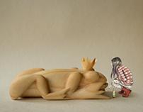 Wooden animals II