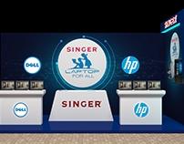 Stall Design for Singer