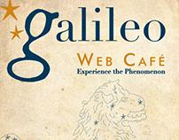 Galileo Web Cafe Poster