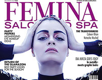 FEMINA salon&spa cover