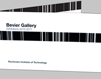 Bevier Gallery Exhibition Calendar