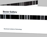 Bevier Gallery Exhibition Calendar