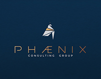 Phaenix Consulting - Corporate identity