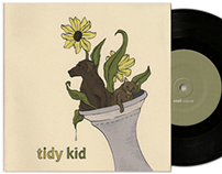 "Tidy Kid - Smell (7"" Single)"