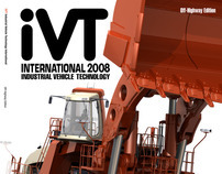 IVT MAGAZINE OFF ROAD AND LIFT EDITION ANNUAL COVERS