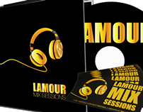 Dj Cd cover designs, based on different compilations