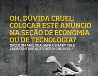 Anúncio Dafra Smart