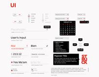 CMS, Typography & Grid Kit