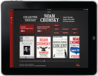 Noam Chomsky: App & Flash Drive