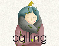 Ah Zaman - Calling Mag