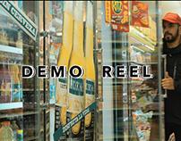 DP Demo Reel 2017